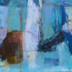 Blue Mind 60x60 cm